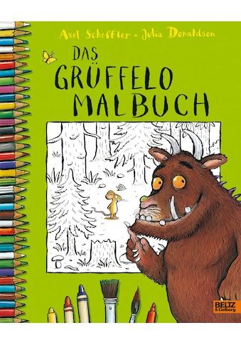 Buch »Das Grüffelo-Malbuch / Axel Scheffler, Julia Donaldson« kaufen