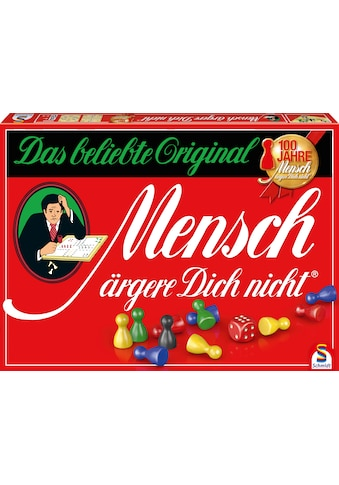 Schmidt Spiele Spiel »Mensch ärgere Dich nicht®, Jubiläumsausgabe«, Made in Germany kaufen