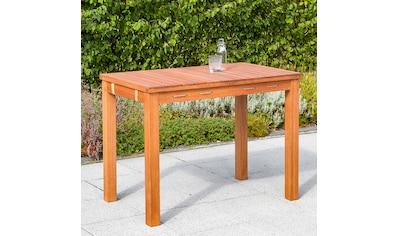 MERXX Gartentisch, 60x100 cm kaufen