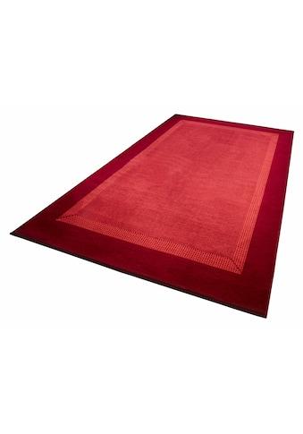 HANSE Home Teppich »Band«, rechteckig, 9 mm Höhe, Kurzflor, gekettelt, Wohnzimmer kaufen