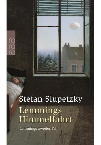 Buch »Lemmings Himmelfahrt / Stefan Slupetzky« kaufen