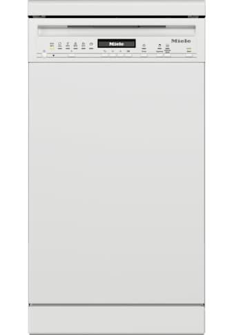 Stand - Geschirrspüler, Miele, »G 5640 SC SL« kaufen