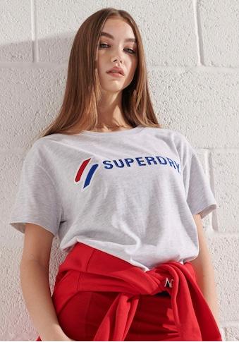 Superdry T-Shirt, bedruckt kaufen