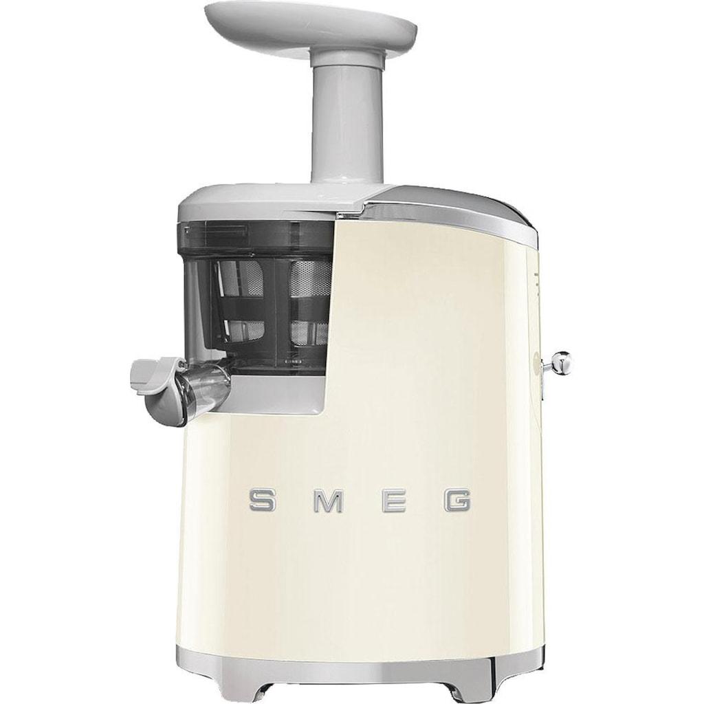 Smeg Entsafter »SJF01CREU«, 150 W