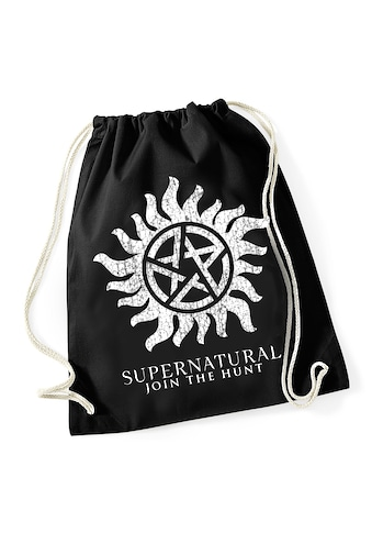 Warner Turnbeutel »Supernatural Symbol Gym Bag« kaufen
