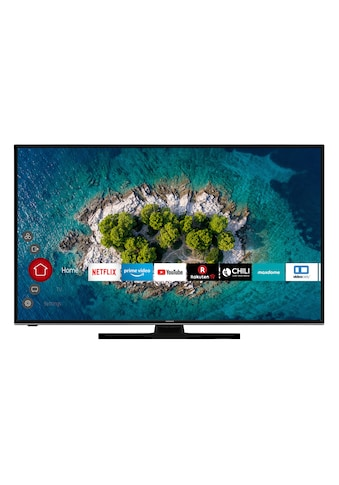 "Hitachi LED-Fernseher »U55K6100«, 139 cm/55 "", 4K Ultra HD, Smart-TV kaufen"