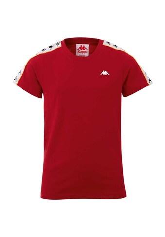 Kappa T-Shirt »AUTHENTIC HANNO KIDS«, mit hochwertigem Jacquard Logoband kaufen