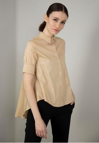 IMPERIAL Klassische Bluse »IMP-C ED4ABF«, glockenförmige Form kaufen