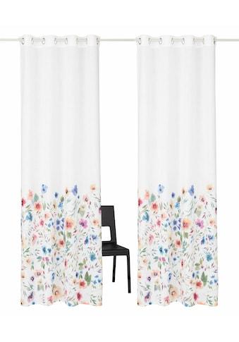 Home affaire Gardine »Naila«, Vorhang, Fertiggardine, blickdicht kaufen