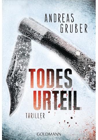Buch »Todesurteil / Andreas Gruber« kaufen