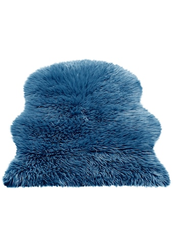 Fellteppich, »Dena«, Home affaire, fellförmig, Höhe 60 mm, maschinell getuftet kaufen