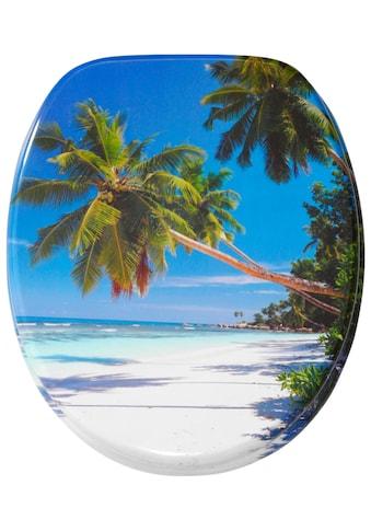 Sanilo WC-Sitz »Karibik«, mit Absenkautomatik kaufen