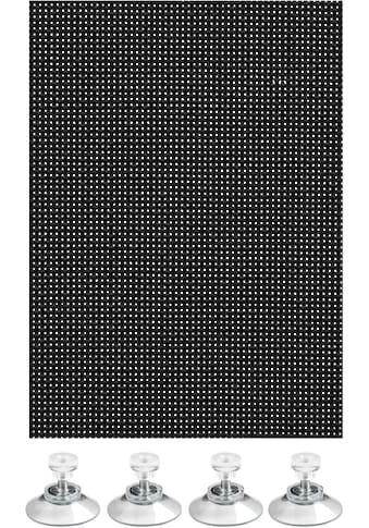GARDINIA Sonnenschutz-Fensterfolie »Flexibler Sonnenschutz mit Saugnäpfe«, Blend- und... kaufen