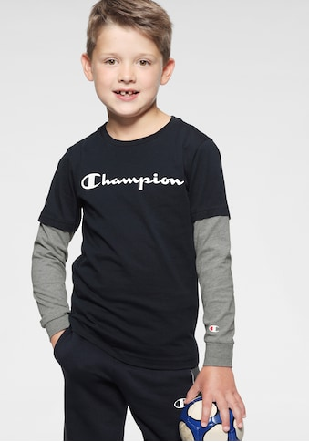 Champion Langarmshirt »LONG SLEEVE T - SHIRT« kaufen