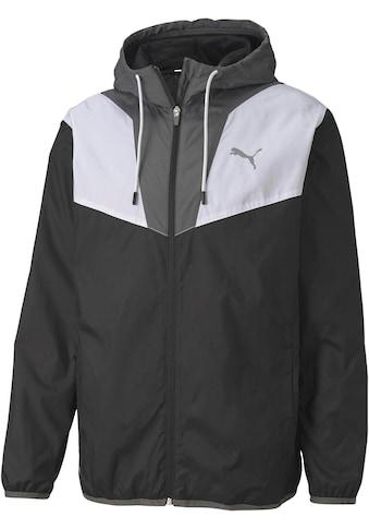 PUMA Trainingsjacke »Reactive Woven Jacket« kaufen