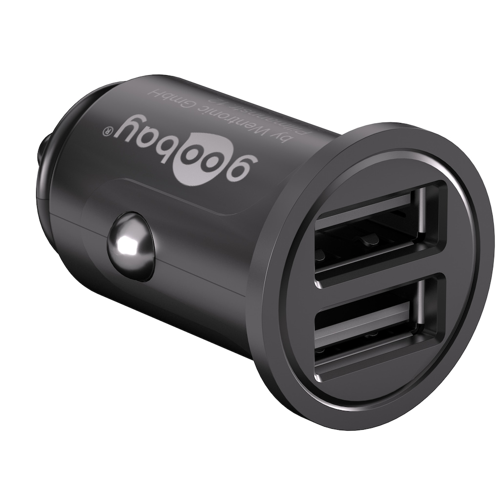 Goobay USB Autoladegerät