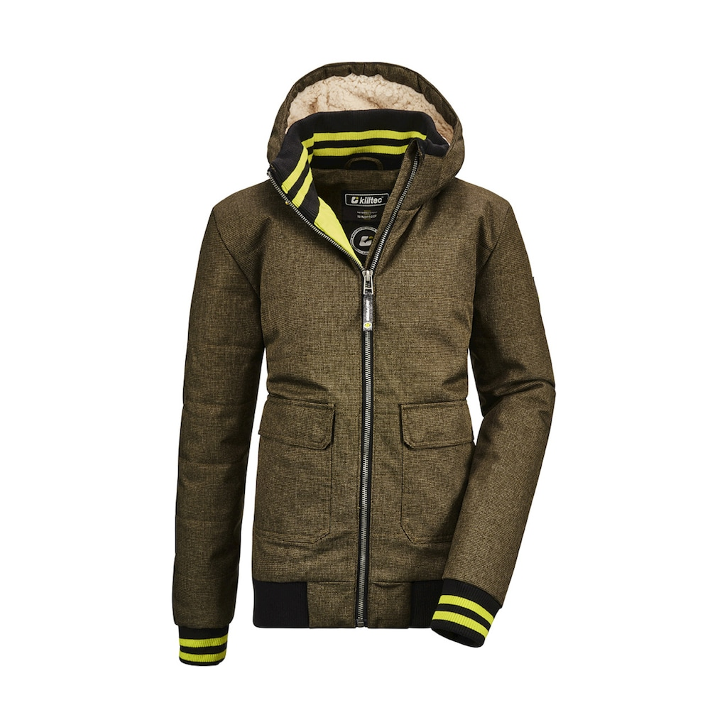 Killtec Funktionsjacke »Bantry BYS Quilted BLSN A«