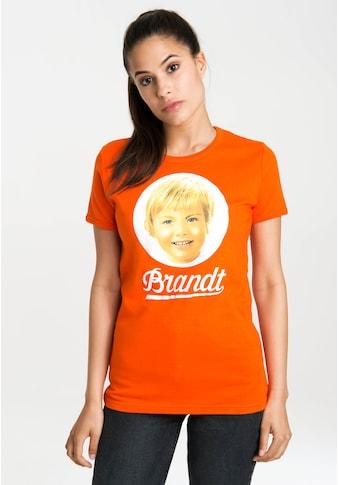 LOGOSHIRT T-Shirt »Brandt Zwieback 70s«, mit lizenziertem Originaldesign kaufen