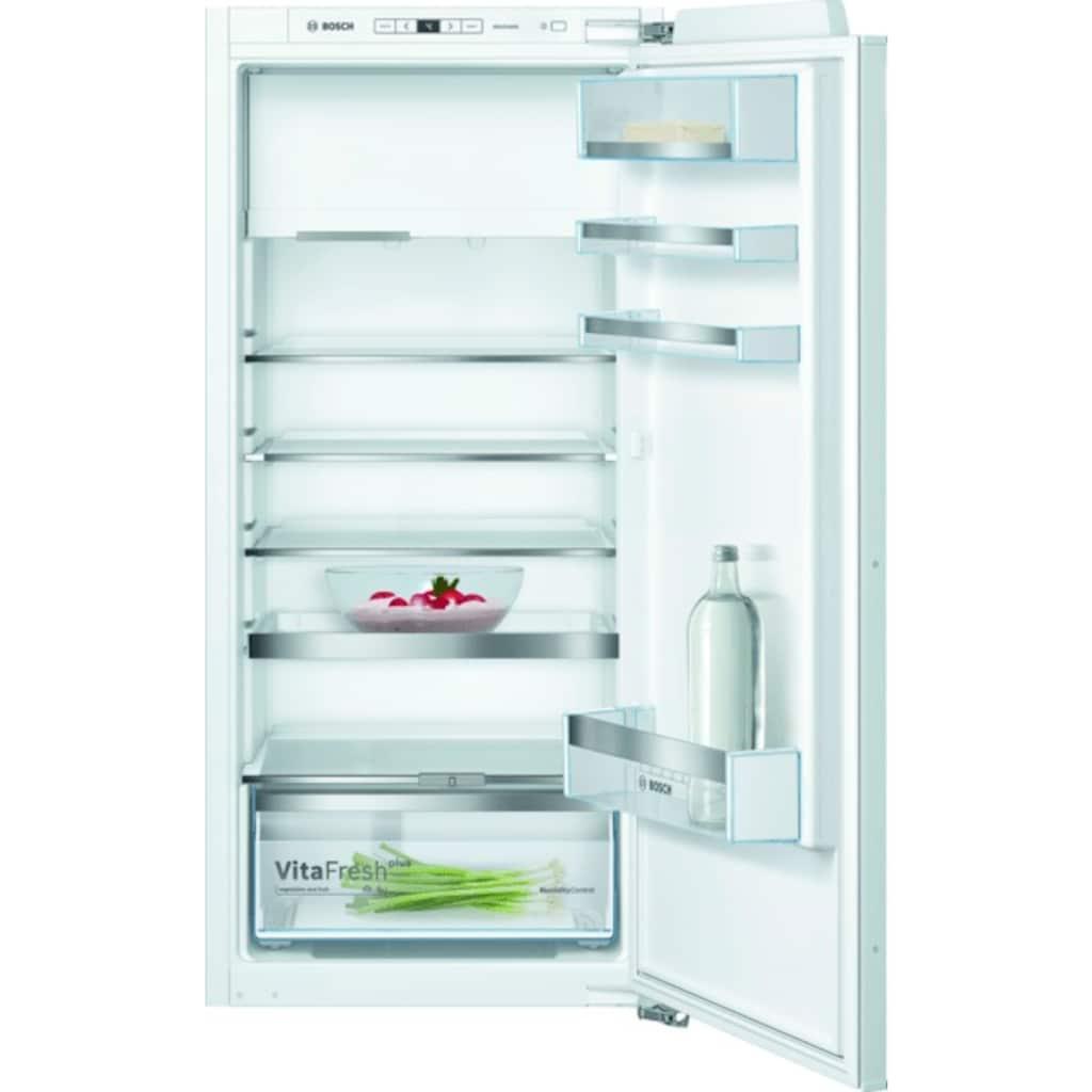 BOSCH Einbaukühlschrank »KIL42ADE0«, 6