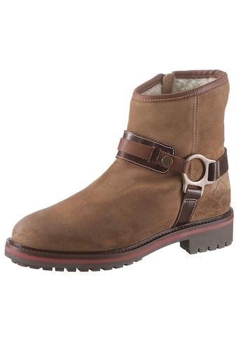 Gant Footwear Winterstiefelette »Natalie«, mit Zierriemchen kaufen