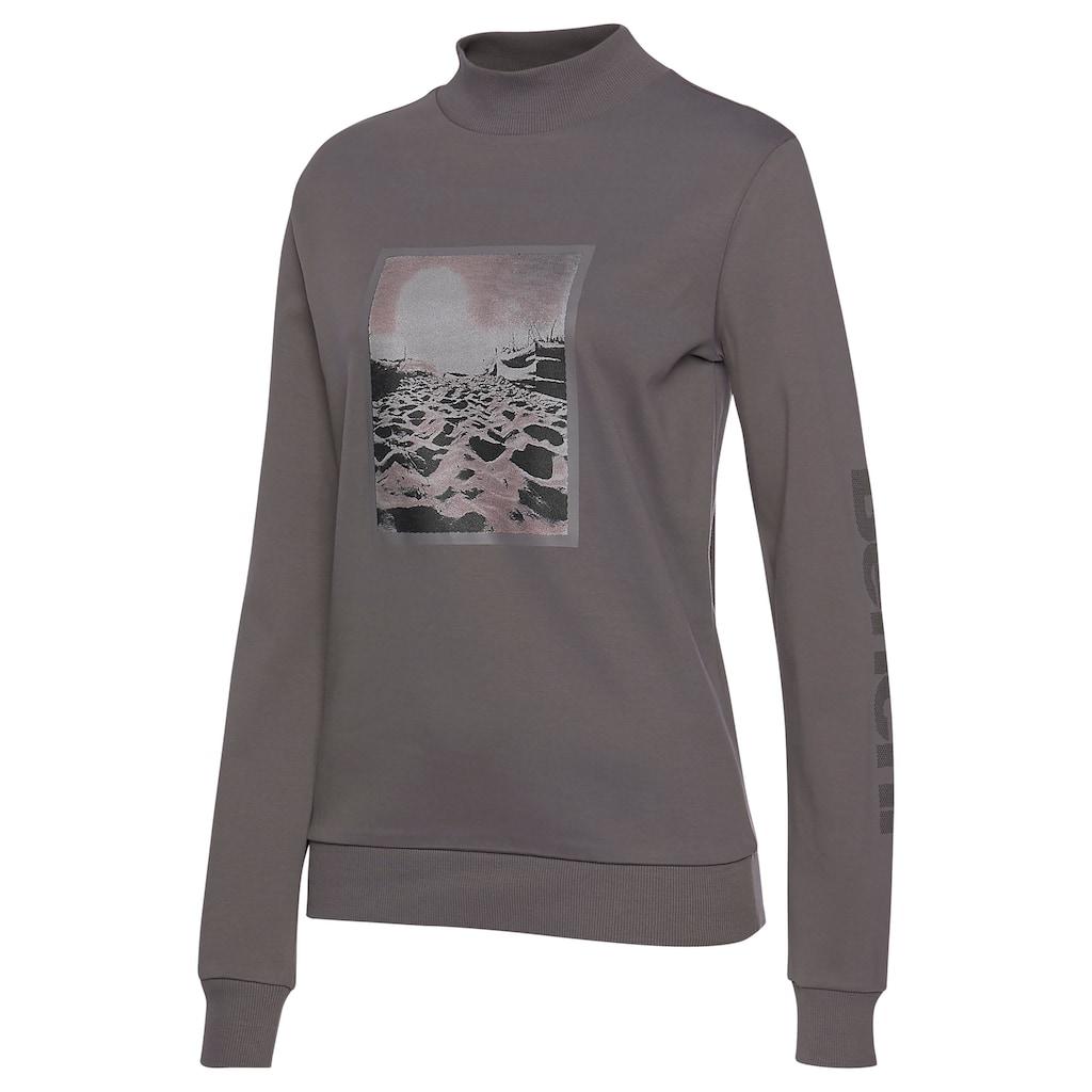 Bench. Sweatshirt, mit Fotodruck