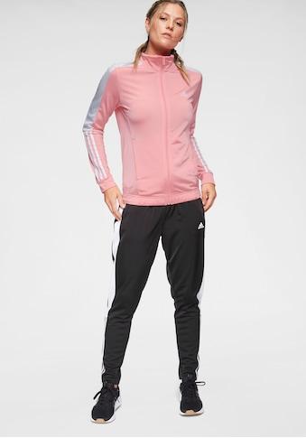 adidas Performance Trainingsanzug »MEN TRACK SUIT B2BAS 3