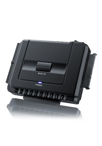 Aplic USB 3.0 zu SATA / IDE Festplatten Adapter »für SATA / IDE Festplatten & CD / DVD... kaufen