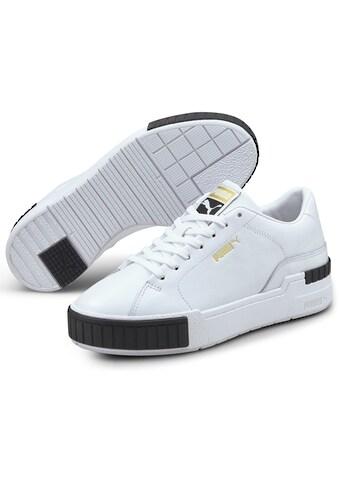 PUMA Sneaker »Cali Sport Clean Wn's« kaufen