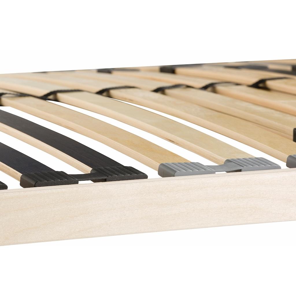 BeCo EXCLUSIV Lattenrost »XXL Luxus Supra«, 28 Leisten, Kopfteil nicht verstellbar, universell und fest, mit Härteverstellung