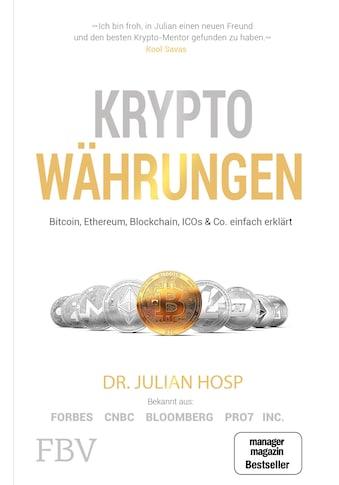 Buch »Kryptowährungen / Julian Hosp« kaufen