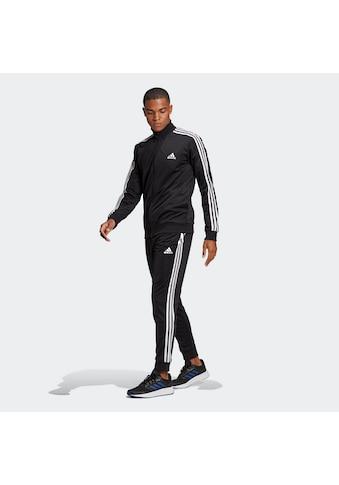 adidas Performance Trainingsanzug »PRIMEGREEN ESSENTIALS 3-STREIFEN«, (Set, 2 tlg.) kaufen