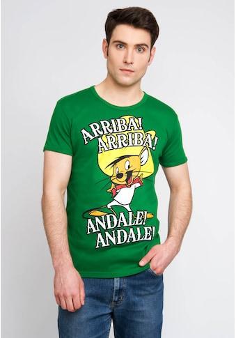 LOGOSHIRT T-Shirt mit Speedy Gonzales Aufdruck kaufen