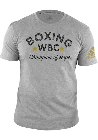 adidas Performance T-Shirt »WBC T-Shirt Boxing« kaufen
