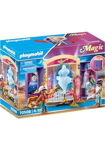 Playmobil® Konstruktions-Spielset »Spielbox Orientprinzessin (70508), Magic«, (55 St.) kaufen