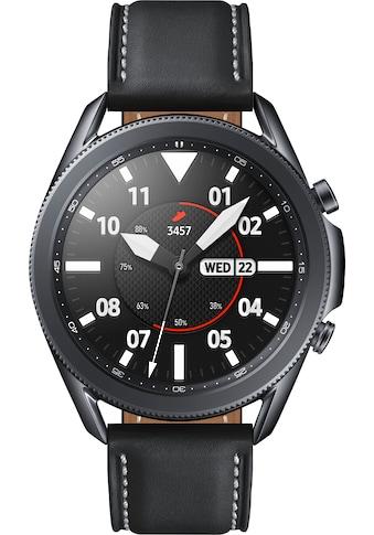 Samsung Smartwatch »Galaxy Watch3, Edelstahl, 45 mm, Bluetooth (SM-R840)« kaufen