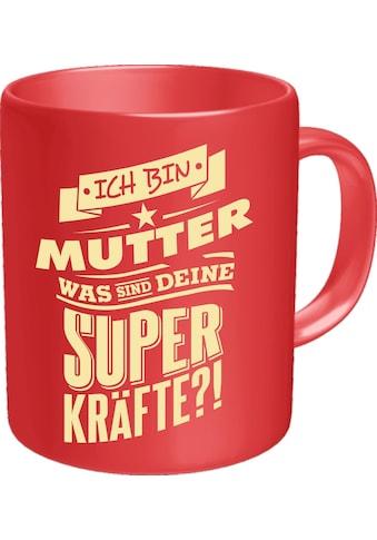Rahmenlos Kaffeebecher mit witzigem Spruch kaufen