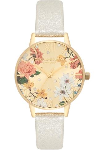 OLIVIA BURTON Quarzuhr »Sparkle Florals, OB16BF35« kaufen