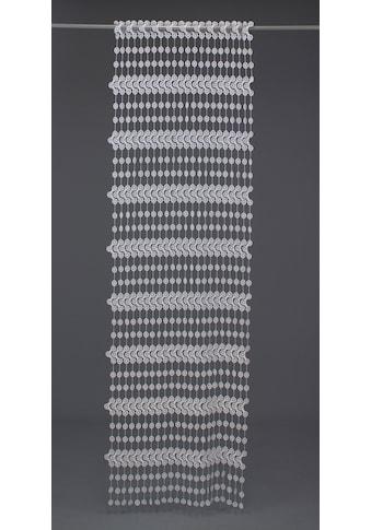 VHG Fadenvorhang nach Maß »Nuala«, Stablöcher, Höhe 180 cm kaufen