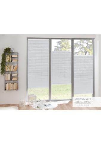 Guido Maria Kretschmer Home&Living Plissee nach Maß »Flair«, Lichtschutz, mit Bohren,... kaufen