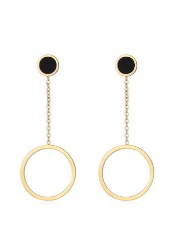 AILORIA Paar Ohrhänger »ARMELLE Ohrringe«, aus glänzendem Edelstahl kaufen