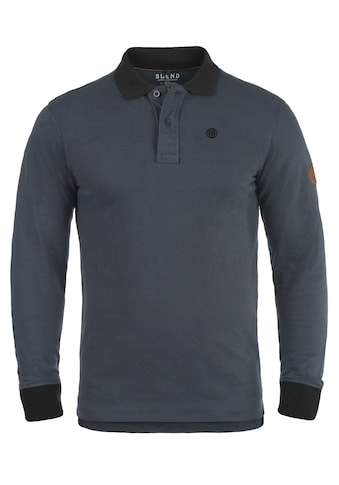Blend Langarm - Poloshirt »Ralle« kaufen