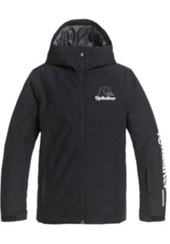 Quiksilver Skijacke »IN THE HOOD YOUTH JK« kaufen