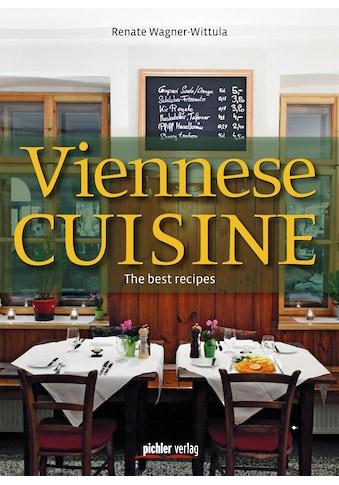 Buch »Viennese Cuisine / Renate Wagner-Wittula« kaufen