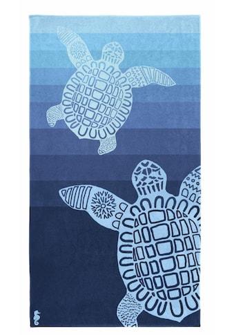 """Strandtuch """"Turtle"""", Seahorse kaufen"""