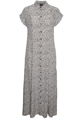 Vero Moda Blusenkleid »VMHOLLO ANCLE SHIRT DRESS« kaufen