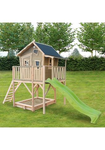 EXIT Spielhaus »Crooky 750«, BxTxH: 183x444x281 cm kaufen