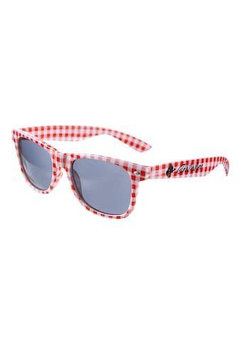 Andreas Gabalier Fanartikel Sonnenbrille im Karodesign kaufen