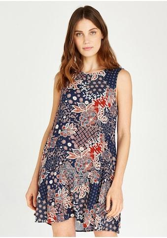 Apricot Druckkleid »Batik Tribal Floral Skater Dress«, mit Taschen kaufen