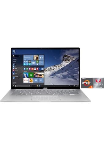 Asus ZenBook Flip 14 UM462DA - AI023T Convertible Notebook (35,56 cm / 14 Zoll, AMD,Ryzen 7, 512 GB SSD) kaufen