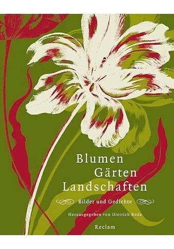Buch »Blumen, Gärten, Landschaften / Dietrich Bode« kaufen